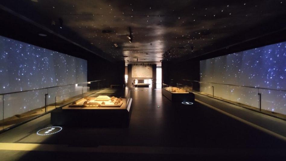 LED博物馆照明项目应用案例