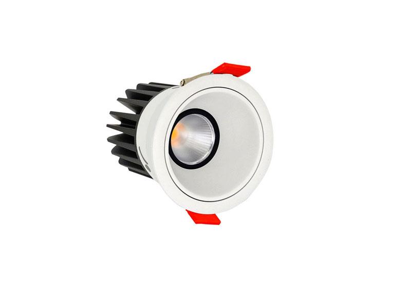 LED防眩暗装筒灯