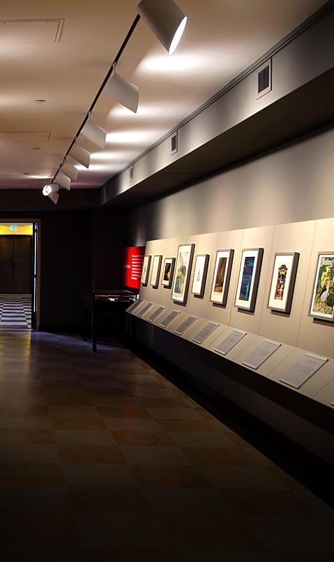 美术馆照明方案