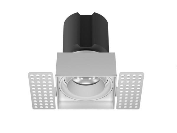 嵌入式无边框筒灯