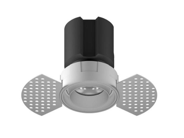 LED嵌入式无边框筒灯
