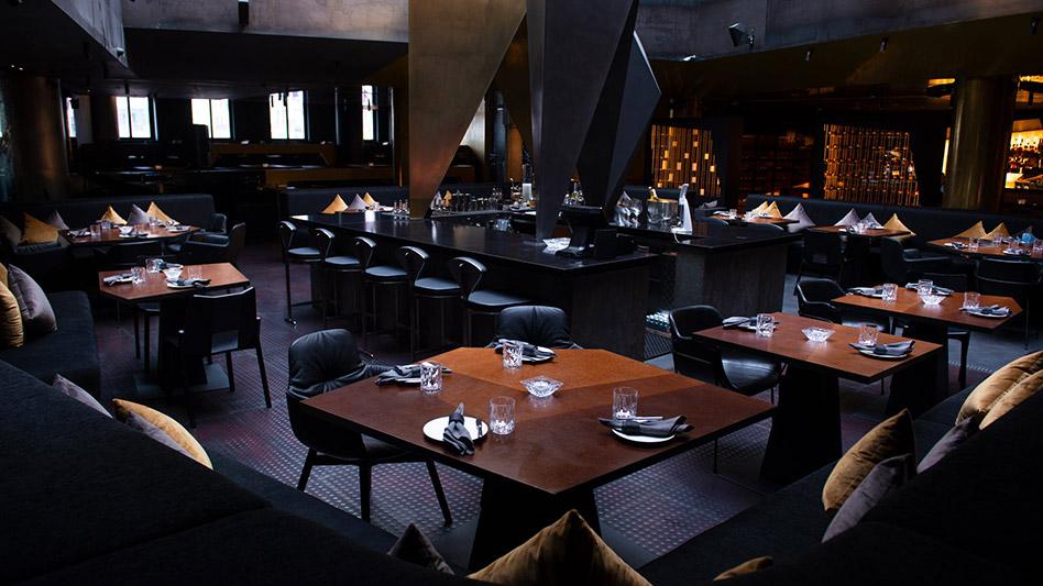 名泓照明餐厅照明案例分享