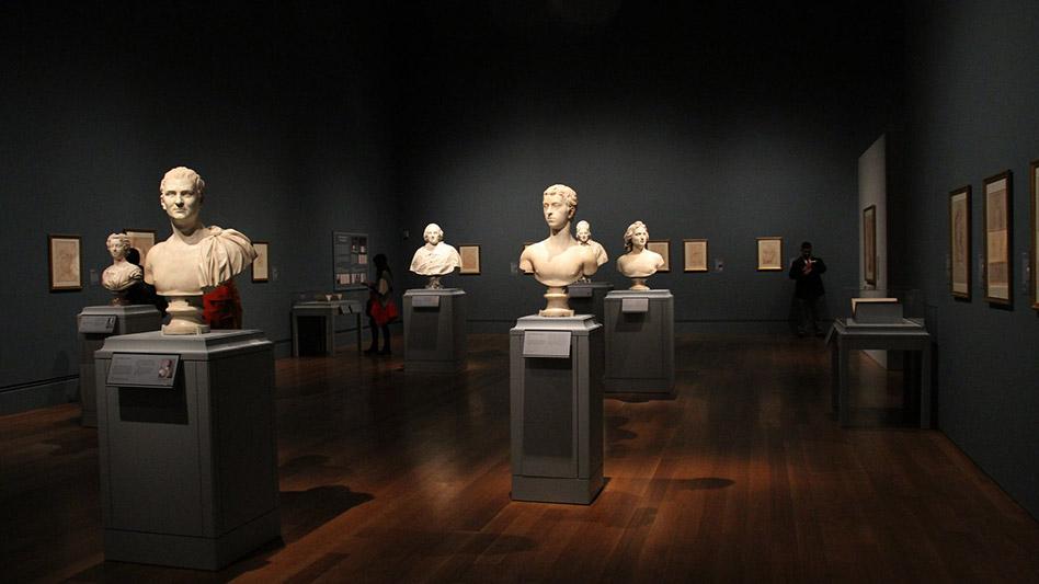 名泓照明LED照明设备在博物馆项目的应用案例