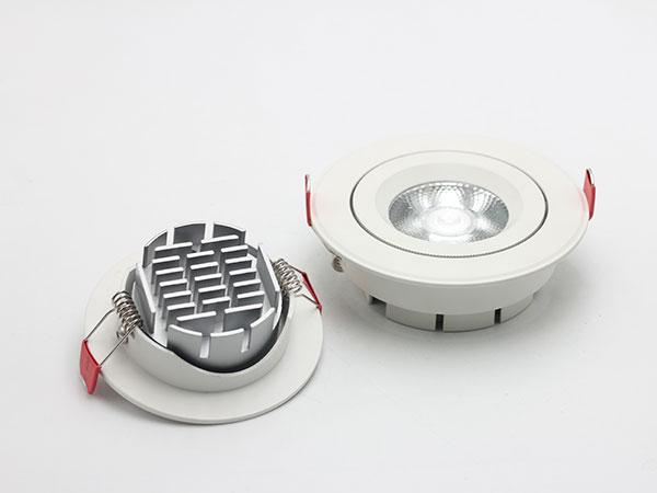 LED超薄筒灯